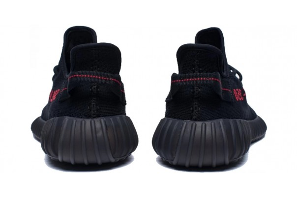 Adidas Yeezy Boost SPLY 350 Red and Black