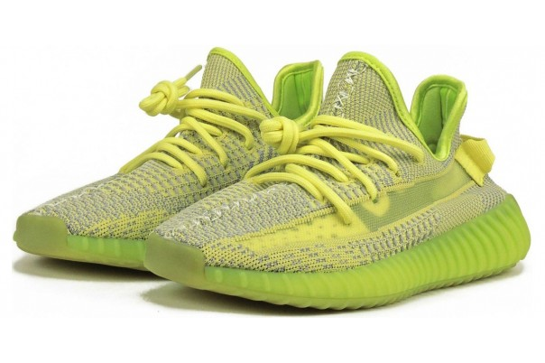 Adidas Yeezy Boost 350 V2 Yellow Lime