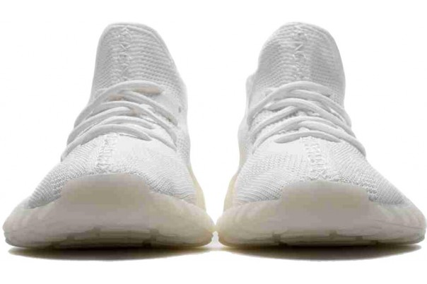 Adidas Yeezy Boost 350 V3 All White
